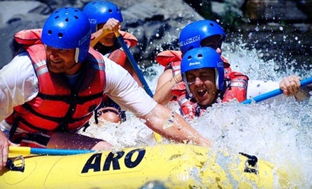 $99 for Whitewater Rafting for Two on Black River or Hudson River from Adirondack River Outfitters ($198 Value)