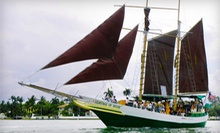 $34 for a Champagne Cruise from Miami Aqua Tours ($69 Value)