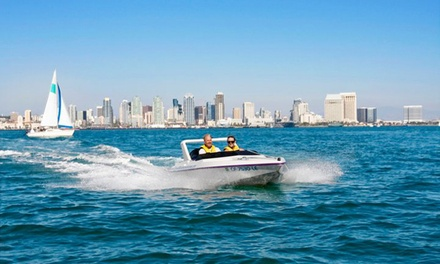 $69 for a Harbor Speedboat Tour for Two from Speed Boat Adventures ($129 Value)
