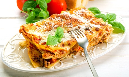 Italian Dinner for Two or Four at Nick's Restaurant & Catering (Up to 43% Off)