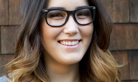 Haircut, Highlights, and Style from Julie Berghammer- Hairstylist/MUA (57% Off)