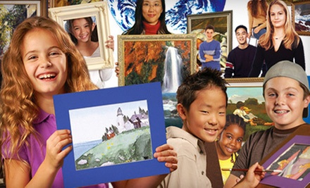 Introductory Art Classes for Kids, Teens, or Adults at Mission: Renaissance (Up to 72% Off)