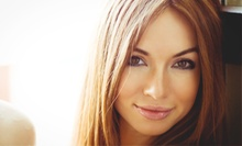 Hair Packages at Spa Bella Salon & Boutique (Up to 73% Off). Three Options Available.