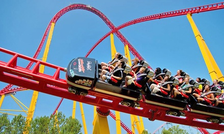 Kings Dominion- Buy One Get One Free (50% Off)