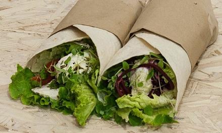 Spinach — Chiado: menu com Spin à escolha, bebida e sopa/spinie para uma ou duas pessoas desde 5,65€