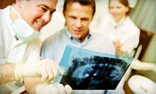 Dental Exam, X-rays, and Cleaning with Option for Take-Home Whitening Kit at Sutter Place Dental Group (Up to 83% Off)