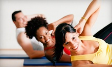 $49 for One Month of Unlimited Fit Camp at Angel Wings Wellness Center ($99 Value)