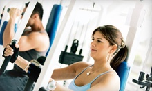 One- or Three-Month Unlimited Membership to Gilroy Health & Fitness (Up to 87% Off)
