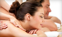 Couples Massage with Champagne or Couples Spa Package with Massage, Facial, and Champagne at Spa J'Adore (Up to 55% Off)