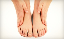 $149 for a Laser Toenail-Fungus Treatment for 10 Toes at Primera Podiatry, Laser &amp; Foot Spa ($799 Value)