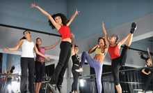 One or Two Months of Fitness Classes at SkinnyLegs (Up to 77% Off)