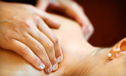 One 60- or 90-Minute Massage at In Balance In Control (Up to 56% Off)