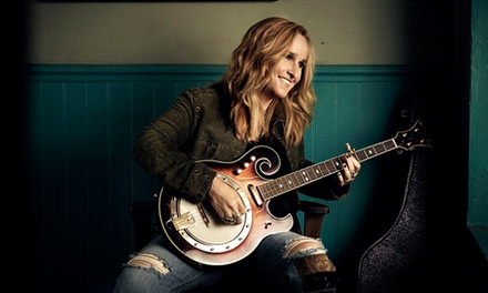 Melissa Etheridge: This is ME Solo at Hershey Theatre on Tuesday, April 22 (Up to 51% Off)