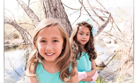45-Minute Outdoor Photo Shoot from Natural Light Photography by Mellany (70% Off)