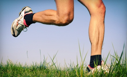 $25 for $50 Worth of Athletic Apparel and Footwear at A Runner&#x27;s Mind