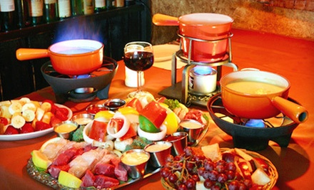 $30 for $70 Worth of Fondue and Wine MondayThursday or $60 Worth FridaySunday at Geja&#x27;s Cafe