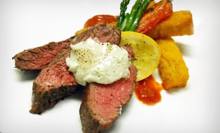 American Cuisine at Jimmy's Oven and Grill (Up to 53% Off). Two Options Available.