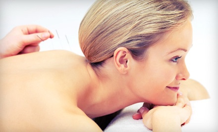 $59 for a One-Hour Consultation and Two One-Hour Acupuncture Sessions at Hamilton West Windsor Acupuncture ($215 Value)