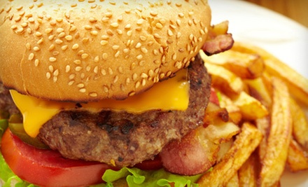 $11 for $25 Worth of American Food at Tubby's Diner