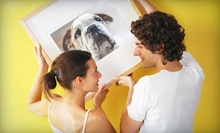 $40 for $100 Worth of Custom Framing Services at Framed and Cornered
