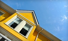 $89 for Gutter Cleaning for House Up to 3,000 Square Feet from A Amazing View (Up to $250 Value)