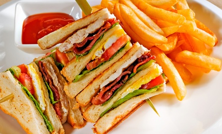 $12 for Two Groupons, Each Good for $10 Worth of Deli Sandwiches at Cheviot Farms ($20 Value)