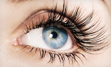 Natural-Look Eyelash Extensions with Optional Touchup at Serenity Spa NY (Up to 66% Off)