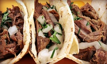 $13 for a Mexican Dinner for Two with Chips and Salsa at Sal y Limon (Up to a $27.50 Value)