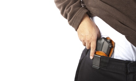 Permit-to-Carry Certification Class for One or Two at Midwest Carry Academy (Up to 58% Off)
