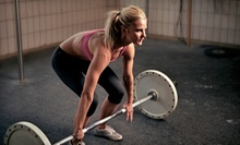 10 or 20 CrossFit Classes with Intro and Nutritional-Counseling Sessions at CrossFit RIOT (Up to 84% Off)