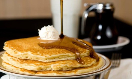 $12 for $20 Worth of Breakfast and Lunch Fare at Le Peep. Five Locations Available.
