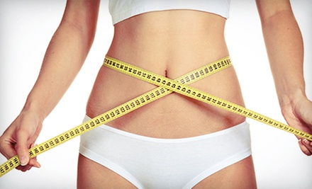 $99 for Six Lipo-Cavitation Treatments with Lymphatic Massage at Happy Feet ($354 Value)