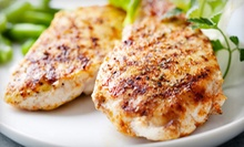 $25 for a Gourmet Chicken Sampler Package at Land and Sea Market (Up to $54 Value). Four Locations Available.