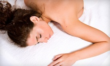 One or Two 60-Minute Swedish or Deep-Tissue Massages at Uptown Wellness Center (Up to 58% Off)