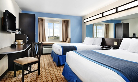 Stay at Microtel Inn & Suites by Wyndham San Angelo in Texas, with Dates into July