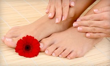 Express Mani-Pedi or a 75-Minute Facial with a Classic Mani-Pedi at Mist Salon & Day Spa (Up to 52% Off)