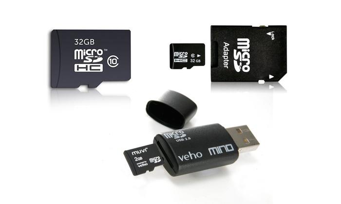 Dynergy: Micro SD fino a 32 GB con adattatore SD o USB da 12,99 €