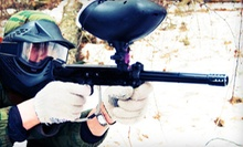 Paintball Outing for Two or Four at Paintball Country (Half Off)
