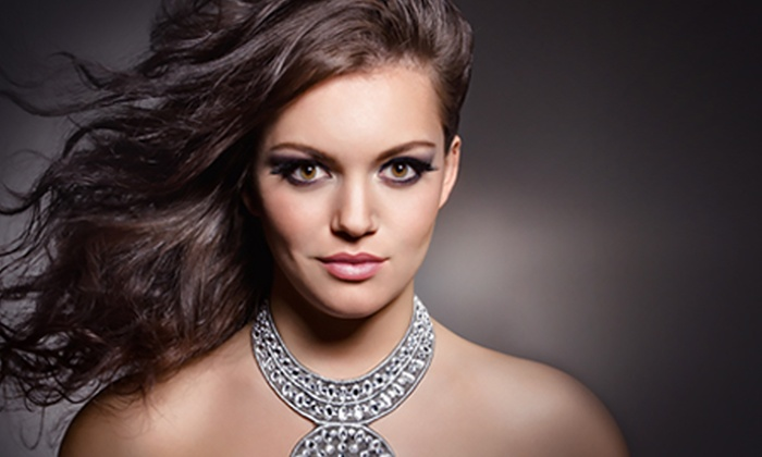 Ziuzo Hair, Beauty and Fitness - Lewisham: Wash, Cut and Blow-Dry (£16) Plus Conditioning (£24) at Ziuzo (Up to 61% Off)