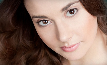 One or Three Anti-Aging Facials with Microdermabrasion at Wellness Spa Salon (Up to 59% Off)