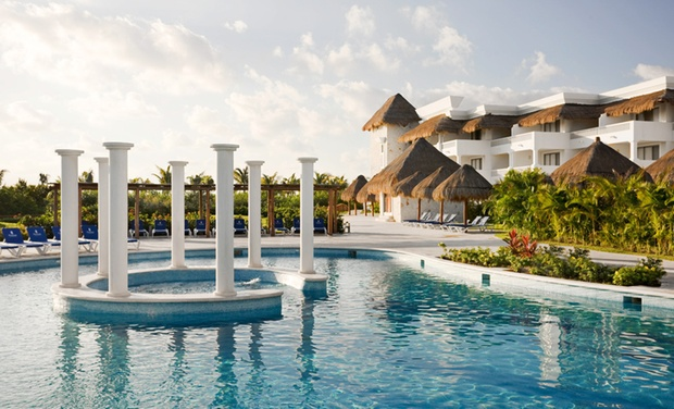 TripAlertz wants you to check out ✈ Grand Riviera Princess All Suites & Spa Resort Stay w/Air. Incl. Taxes & Fees. Price/Person Based on Double Occupancy. ✈ All-Inclusive Riviera Maya Stay with Airfare - All-Inclusive Mexico Vacation