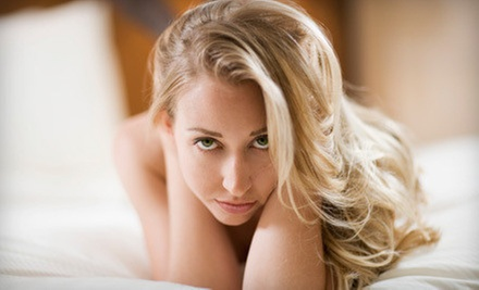 $39 for One-Hour Boudoir Photo Shoot with One Print and 50 Images on CD at Charlie's Angels Photography ($300 Value)