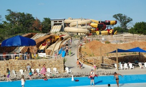 Visit And #1 Combo Meals For Two Or Four At Splash Kingdom Family Waterpark (up To 35% Off)