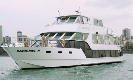 90-Minute Yacht Tour of English Bay and False Creek Harbour for Two or Four at Accent Cruises (Up to 50% Off)