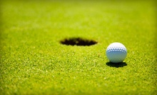 Nine Holes of Golf for Two or Four, or an Ultimate Golf Package at Adobe Dam Family Golf Center (Up to 57% Off)