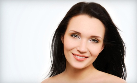 Mini Me Facial or a Microdermabrasion Treatment at Skin Chic Spa (Half Off)