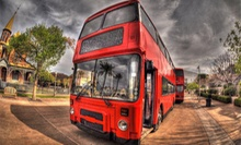 Pub Crawl or Treasure Hunt Tour for One or Two from Real London Bus Company (Up to 53% Off)