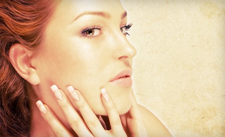 One or Three Eyebrow Waxes at Valley Nails and Facial Spa (Up to 53% Off)