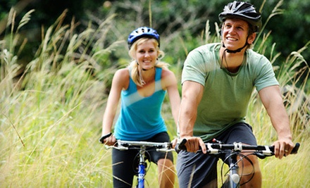 Bike Rentals on a Weekday or Weekend for One, Two, or Four at Congers Bike Shop (Up to 68% Off)