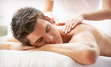 Swedish Massage, Caviar Facial, or Both at Pearl Beauty Spa (Up to 77% Off)